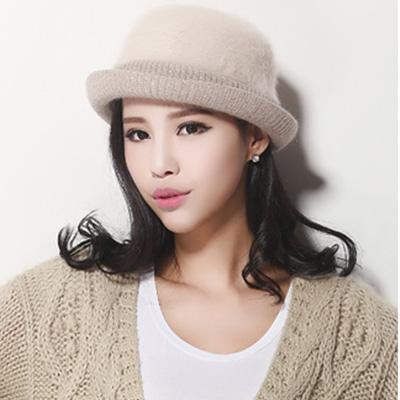 Khaki angola winter hüte für frauen teenager mädchen shcool außen ...