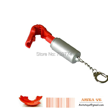 EAS Security Hard Tag Detacher Removal Hook Lock Handkey Remover Free Shipping