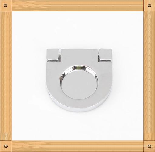 8pcs 24mm hidden handle Zinc Alloy Kitchen Furniture knob drawer knob<br><br>Aliexpress