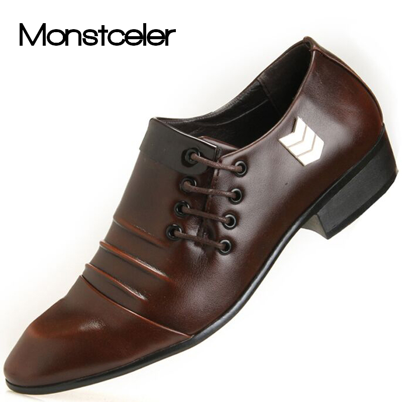 aliexpress buy 2016 new leather dress shoes