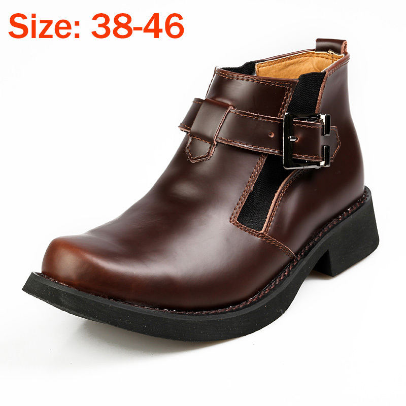 sales 2015 mens winter boots best quality genuine
