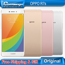 "New Original OPPO R7s 5.5"" Color 1080 x 1920 pixels MT6752 Octa Core 1.7GHz ROM 32GB RAM 4GB Android OS, v5.1 TD-LTE Cell Phone"