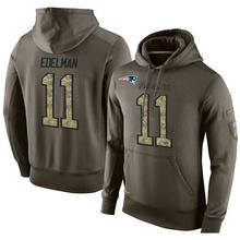 2016 Men's #11 Julian Green Salute To Service Hoodie sweatershirts with Customized(China (Mainland))