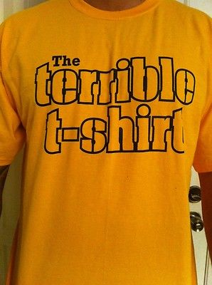 TERRIBLE TOWEL TSHIRT jersey BROWN ROETHLISBERGER POLAMALU Free Shipping(China (Mainland))
