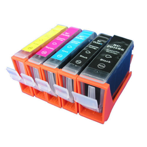 5 x Cleaning Ink Cartridges for Canon PIXMA MP610 MP530 MP800 MP800R MP810 MP830(China (Mainland))
