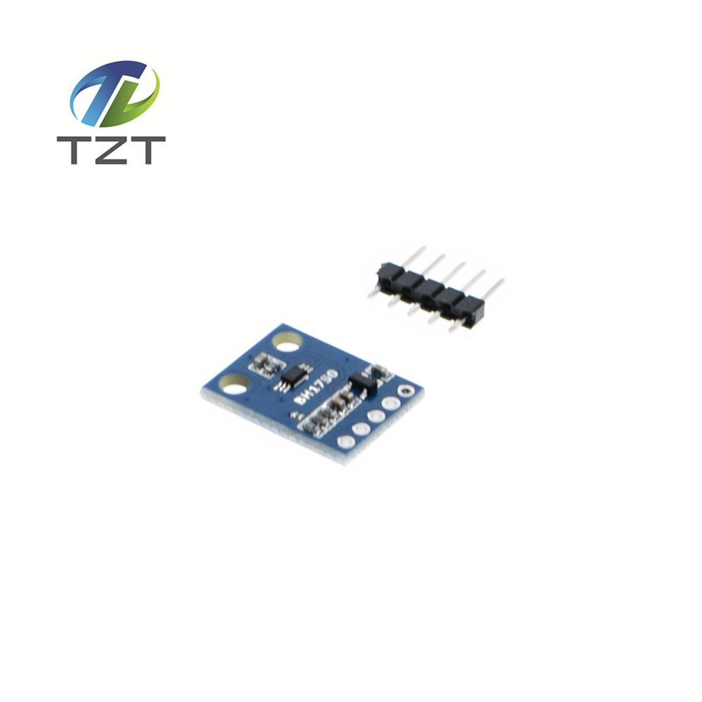 Free ! 5PCS GY-302 BH1750 BH1750FVI Chip Light Intensity Light Module arduino