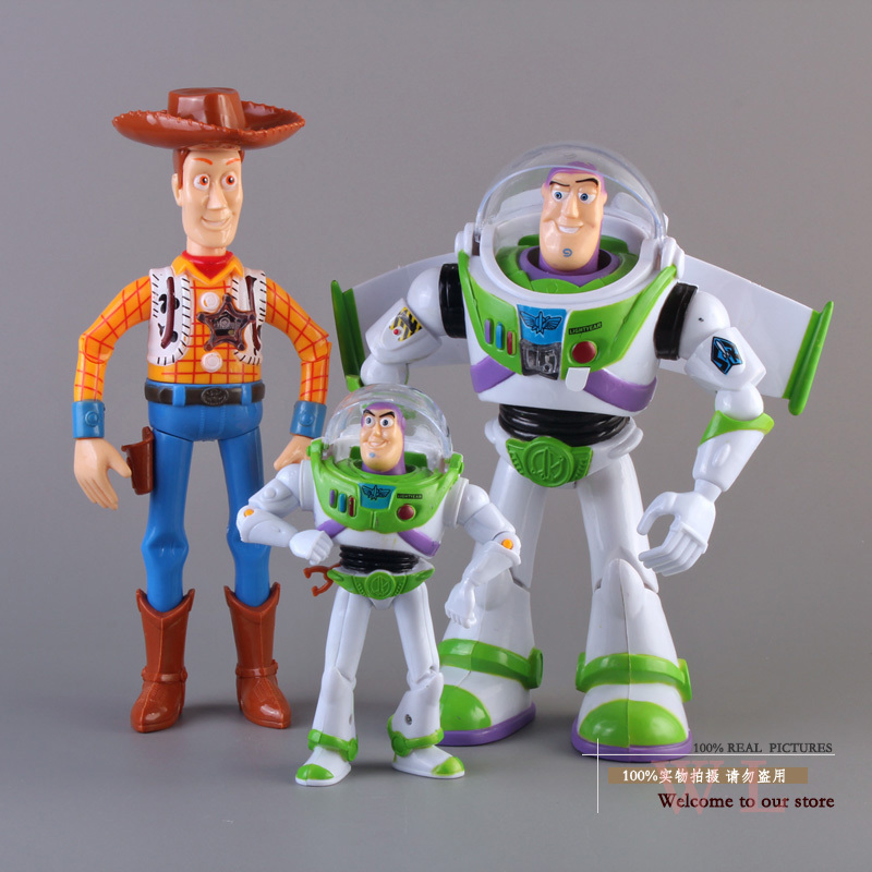 buzz and woody dolls 2