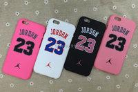 баскетбол воздуха Иордании 23 Джерси стиль пластиковый корпус для iphone 5 5s 6, 6 плюс