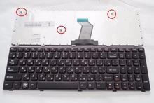Russia 100% New  Keyboard  FOR LENOVO  B570 Z565 Z560 Z570 Z575 V570A V570G B575 B590  RU  laptop keyboard