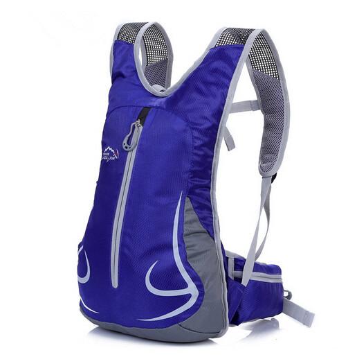 2015 waterproof sports bag women backpack cycling mochila feminina backpacks men's travel bags fashion shoulder bag &88055