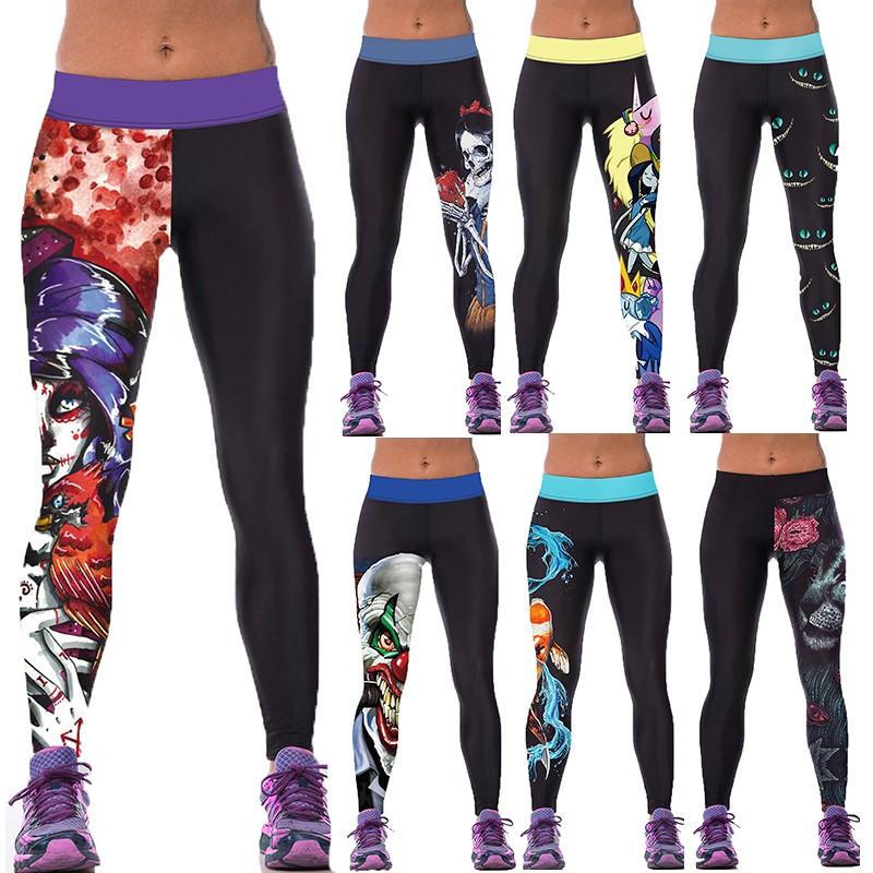 NWT-Yoga-Elastic-Pants-Women-Fashion-Style-Sport-Skinny-Outdoor-Women-GYM-Joggers-High-Waist-Leggings