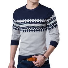 Men Autumn Sweaters 2015 Mens Slim Fit V-neck Sweater Fashion Knitwear Leisure Classic Men's Pullovers Asia M-XXL ZHY1012(China (Mainland))