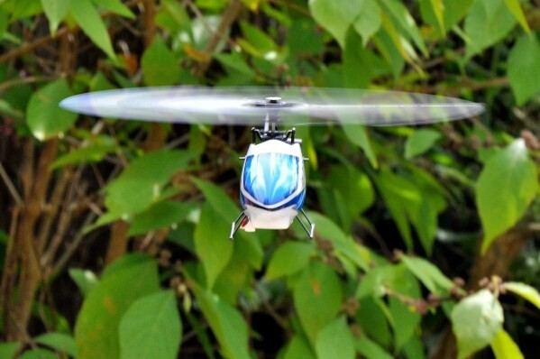 V977-rc helicopter-6CH 2.4G Brushless RC Helicopter-7