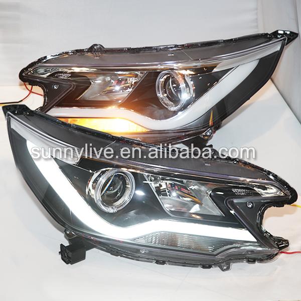 buy led headlight fit for honda crv 2012. Black Bedroom Furniture Sets. Home Design Ideas