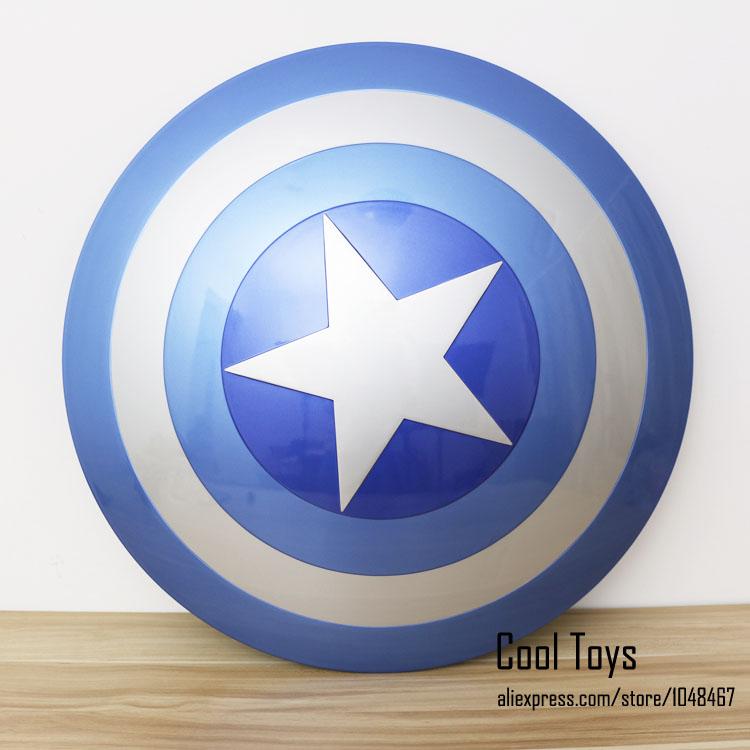 1 1 Life Size New In Box Fast Shipping Captain America Captain America Shield Color