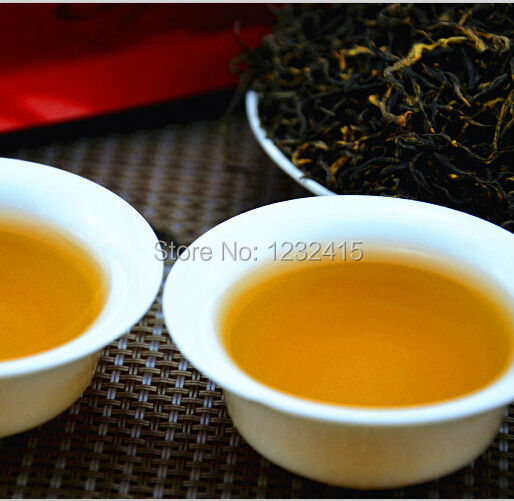 Wholesale China Top Grade Black Tea 250g Paulownia off Jinjunmei Super tender Red Tea SECRET GIFT