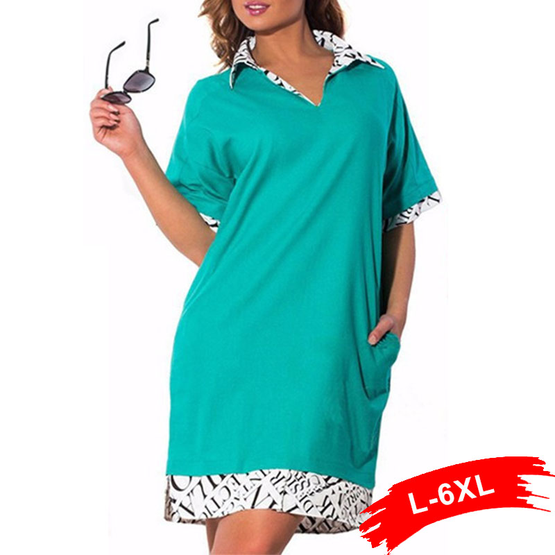 Design of summer dresses 3xl