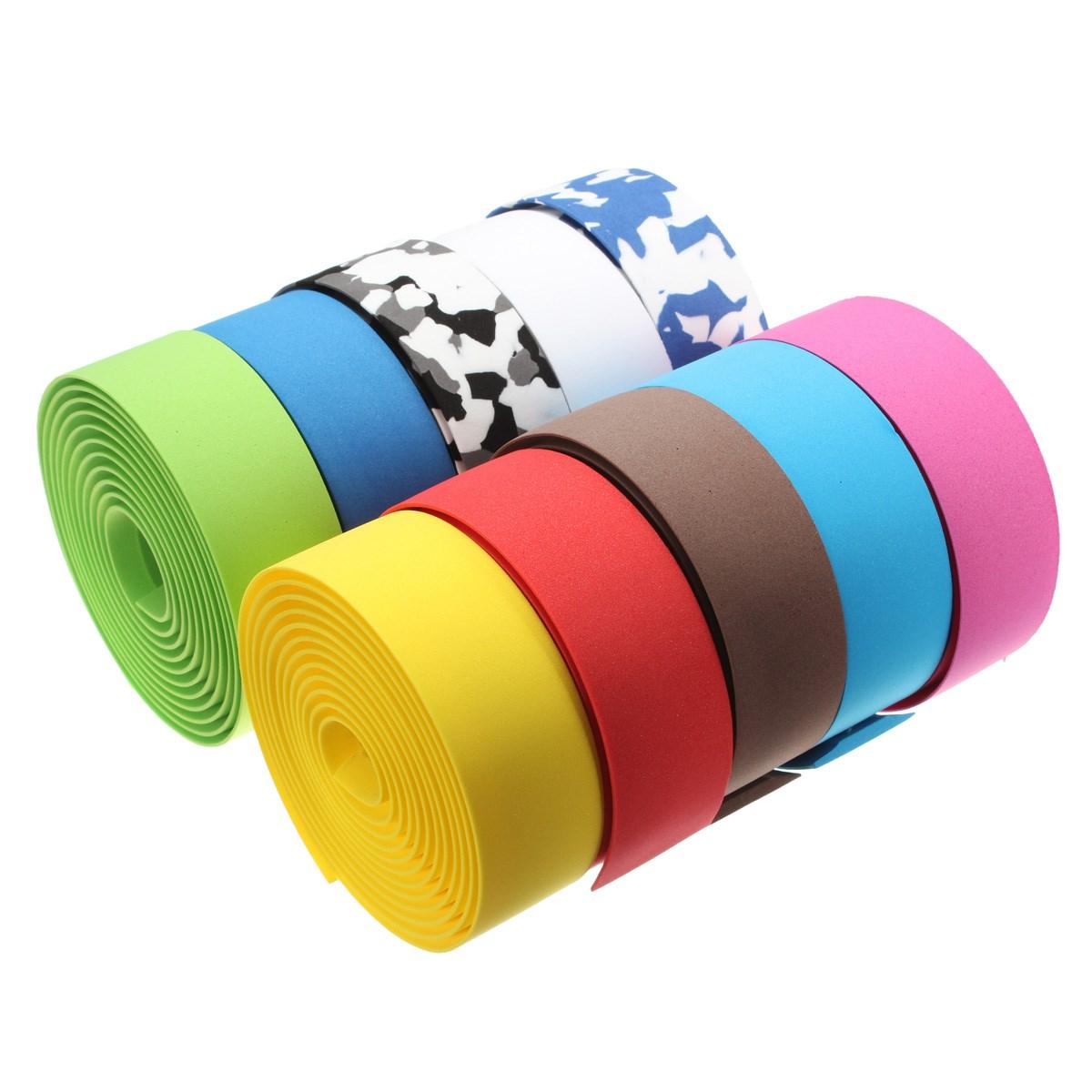 Hot Sale 2015 New Arrival High Quality Colorful Cycling Handle Belt Bike Bicycle Cork Handlebar Tape