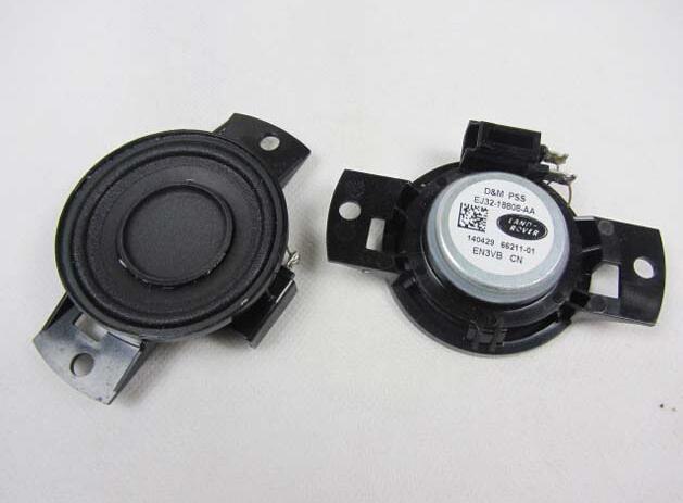 Free shipping, 2 Inch Midrange Speaker, 4ohms 15-30W, Hifi Sound, Neodymium Midrange Car Audio Speakers 1 Pair(China (Mainland))