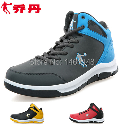 Basketball Shoes Leather jordan shoes men lace-up sneakers , Non-slip men's basketball shoes lifestyle sport trainers XM4540102(China (Mainland))
