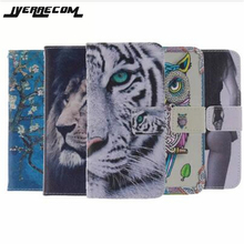 Buy C Painted Flip Case Fundas Sony Xperia E4 Leather+ Silicon Wallet cover Coque Sony Xperia E4 Dual E2105 Phone Cases D for $4.73 in AliExpress store