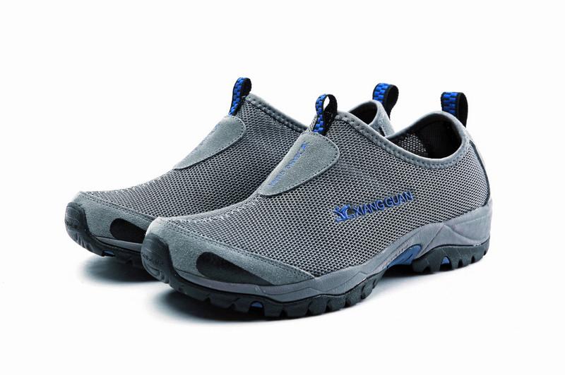 XIANGGUAN Man Beach Aqua Shoes For Men Trekking Black Summer Swimming Water Sports Boating Wading Shoe Outdoor Walking Sneakers