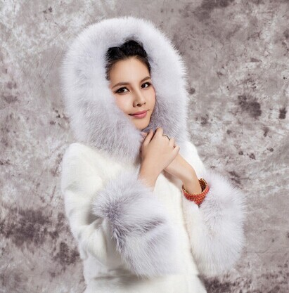 Мех натуральный и искусственный из Китая