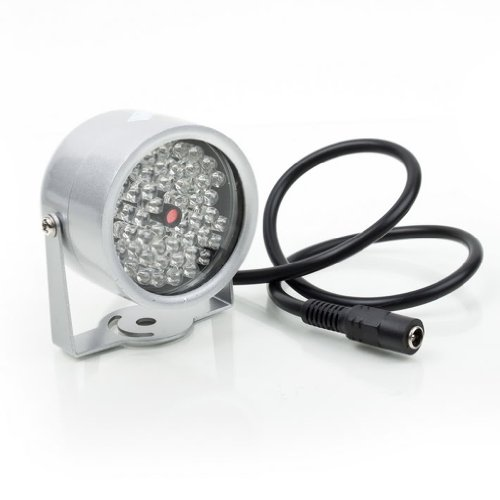 48 LED Illuminator IR Infrared Night Vision Light Security Lamp For CCTV Camera Wonderful Gift(China (Mainland))