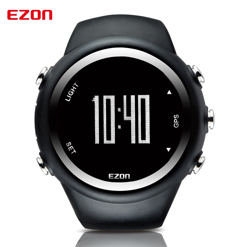 best selling ezon t031 gps timing fitness watches sport