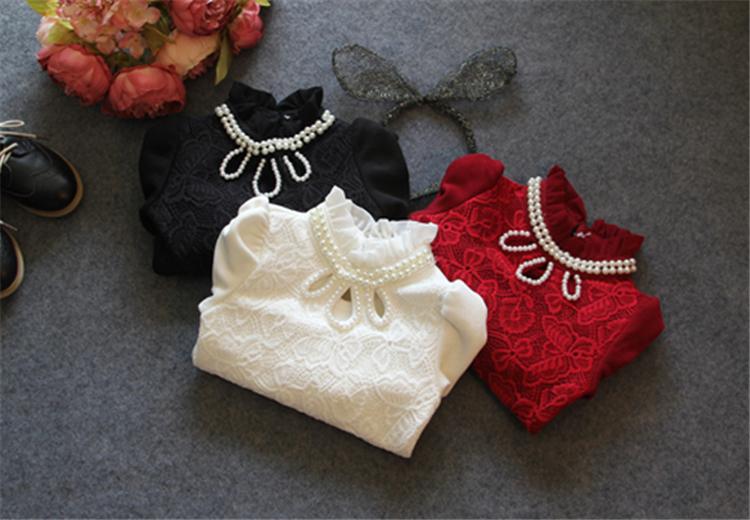 Блузка для девочек Girls blouse 2 6 polo shirt