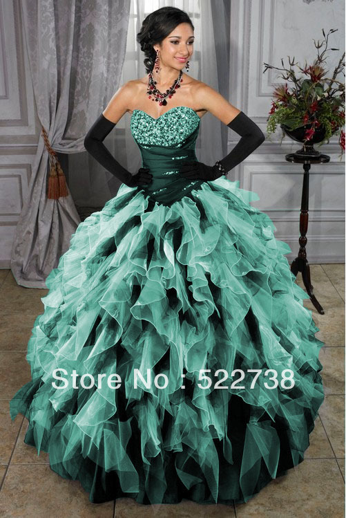 Colorful Ball Gowns Photo Album - Wedding ring ideas-oakvs.com