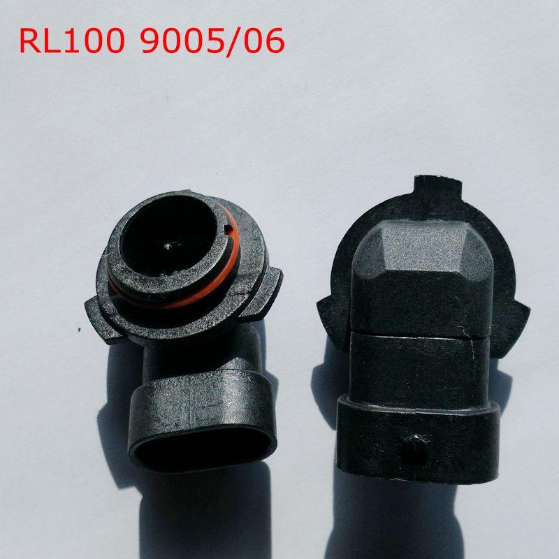 Бесплатная доставка ( 10 шт./лот ) 9006 из светодиодов база держатель противотуманные фары гнездо подвал завод оптовая продажа RL100