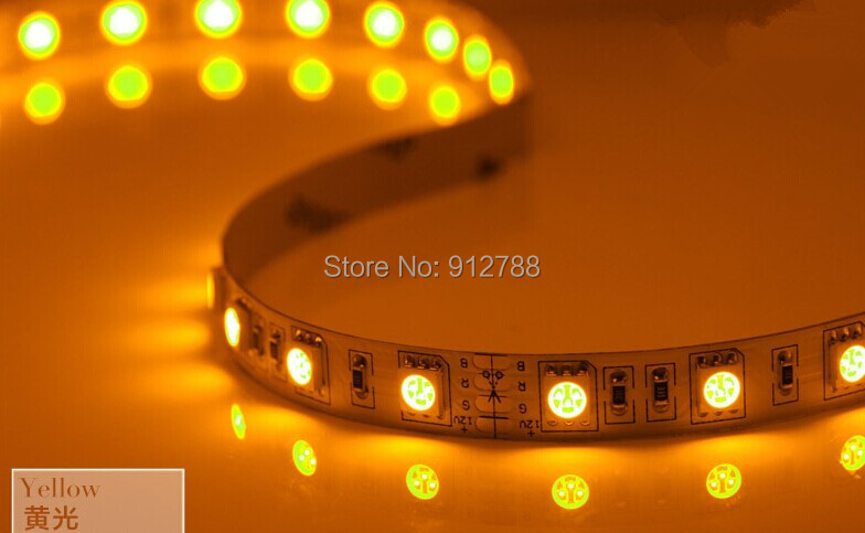 Superbright 40M Flexible RGB LED Light Strip 5050 SMD 60Leds/Meter Free Shipping<br><br>Aliexpress
