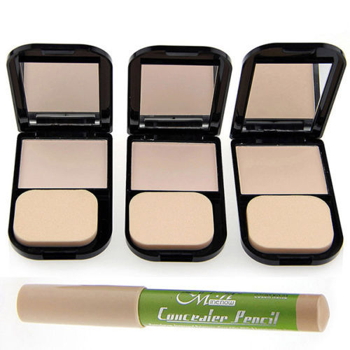 Гаджет  Foundation Concealer Pencils Poreless Pressed Powders Face Contour Cosmetics P59 None Красота и здоровье