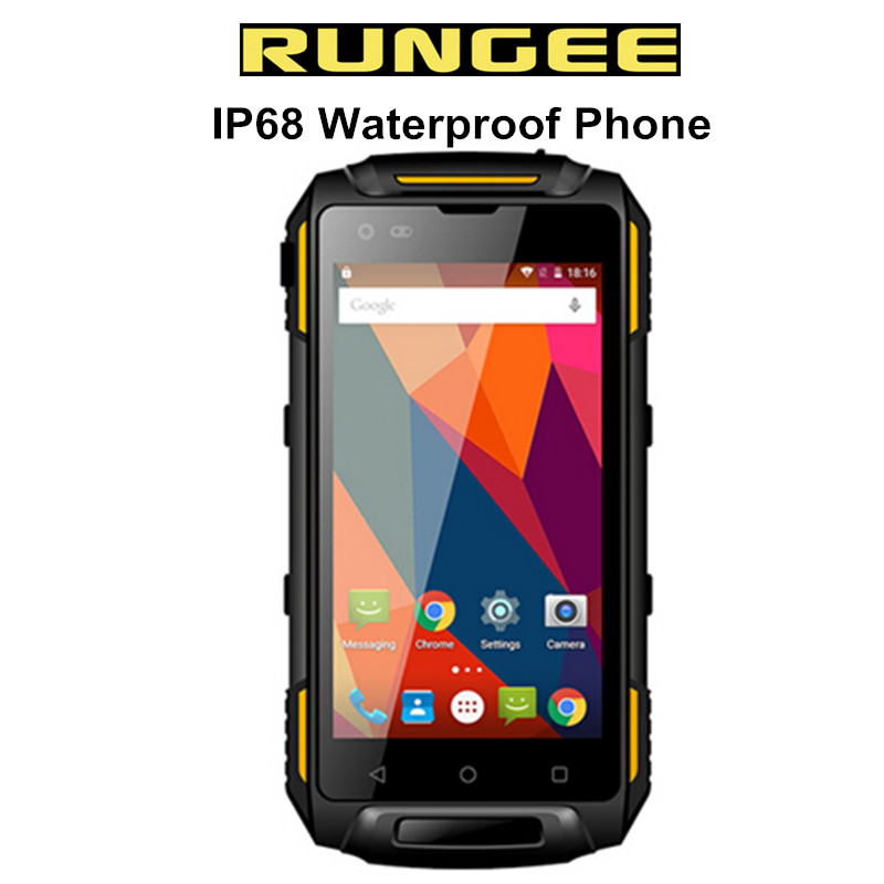 unlocked cellular phone original Quad Core IP68 rugged Android Smartphone Shockproof Waterproof Phone Slim S950 4G FDD LTE Cat(China (Mainland))