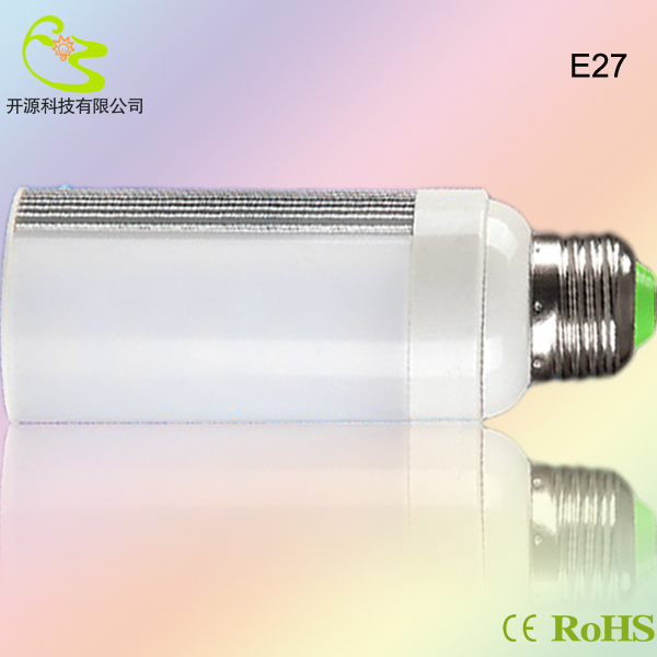 Free shipping 7w 5050 e27 horizon led corn lamp 630lm High quality 85-265v led light lamp bulb 220v
