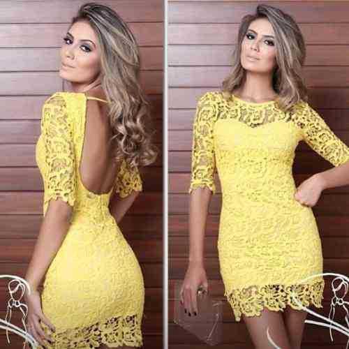Lace Fashion Dresses