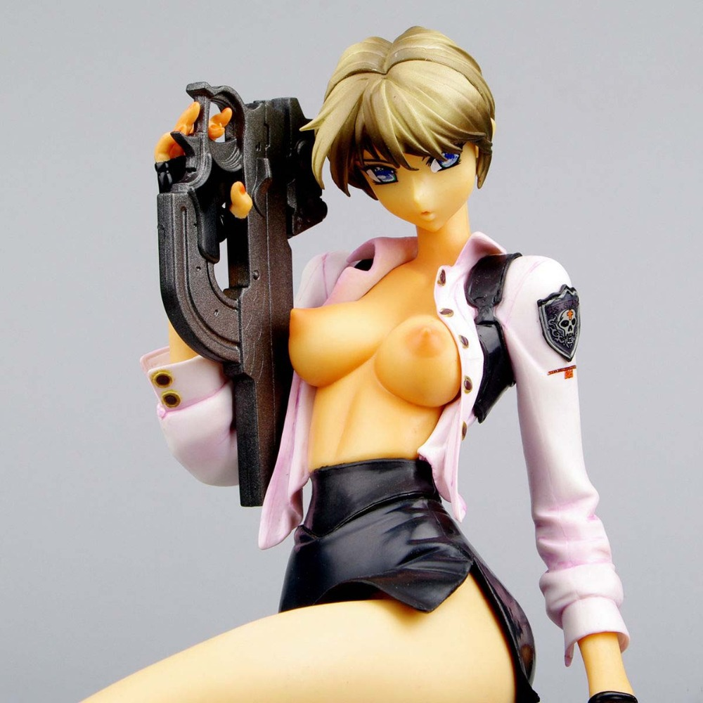 Hot Figure Dolls Sexy Japan Anime 27cm Arcadia PIECES 2 Cyril Shirow Masamune Garage Kit Game Toys PVC Action Figure Gift <br><br>Aliexpress