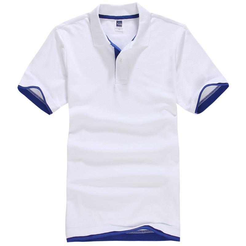 New Brand Men's Polo Shirt For Men Desigual Polos Men Cotton Short Sleeve shirt sports jerseys golf tennis Plus Size XXXL(China (Mainland))