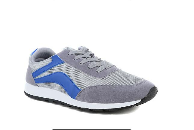 Men Light running shoes 2016 New Air Mesh Damping Sport sneakers Summer Breathable Trainers tennis Outdoor Zapatos Hombre shoes(China (Mainland))
