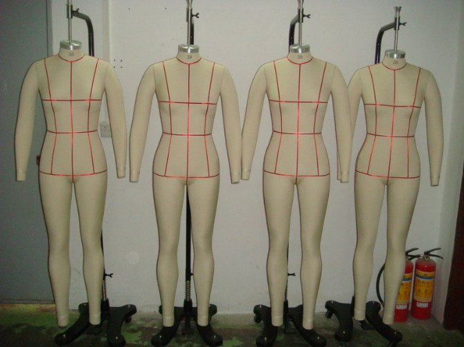 draping mannequinFull Body Professional Dress Forms Sewing Form Size 2working form - yueming Clothing props mannequin&hanger store