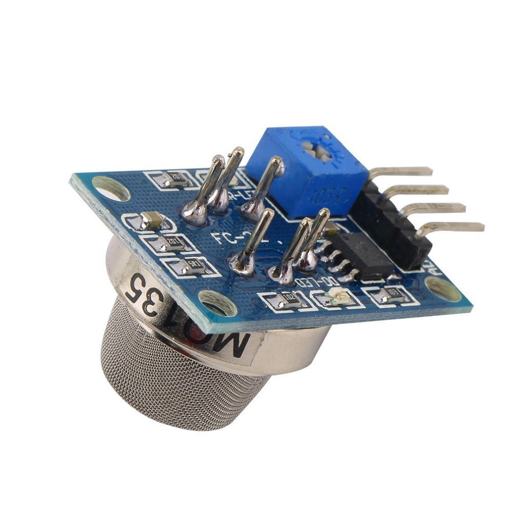 1 pcs MQ135 Air Quality Sensor Hazardous Gas Detection Module For Arduino M27