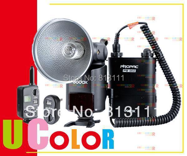 Godox Witstro Portable Flash AD360 Battery Wireless Trigger Kit w/PB960 &amp; FT-16<br><br>Aliexpress