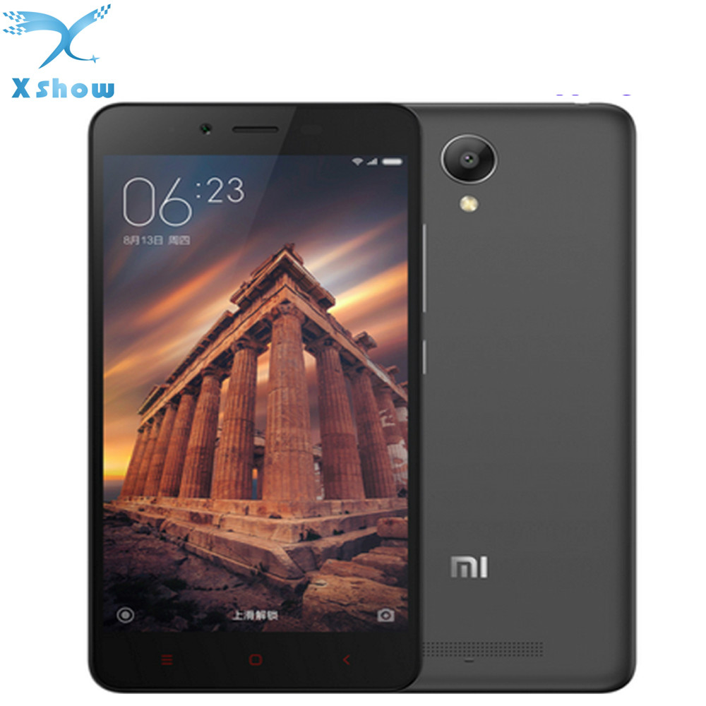 dhl FREE SHIPPING Original Xiaomi Mobile Phone redmi Note 2 td prime unlock 5.5Inch 2G RAM 32G ROM MTK X10 Octa Core 5MP 13MP(China (Mainland))