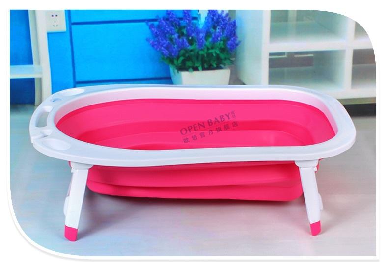 online kaufen gro handel faltbare baby badewanne aus china. Black Bedroom Furniture Sets. Home Design Ideas