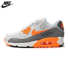 Original New Arrival 2016 NIKE AIR MAX 90 ESSENTIAL Women's Running Shoes Sneakers free shipping