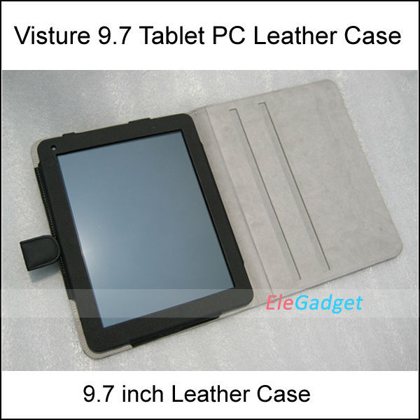 Leather Case for 9.7 inch Tablet PC Visture V5 V97 HD Cube U9GTV Vido N90 FHD Chuwi V99 Hight Quality Customized 100% fit