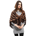 Scarves for Women Bandana Shawl Scarf Collar Winter Scarf Blanket Scarf Echarpe Fake Hair Suede Splice