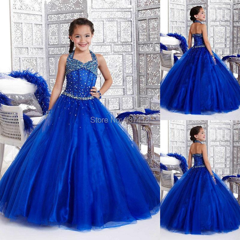 royal blue flower girl dresses high cut wedding dresses