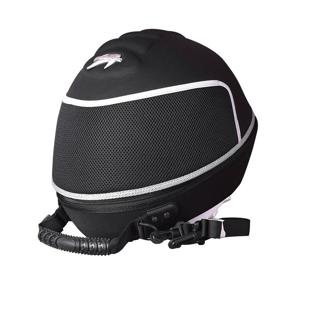 Fashion Multifunction Motorcycle Helmet Bag Bicycle Bag Motorbike Tool Bag Motorcycle Back Seat Bag